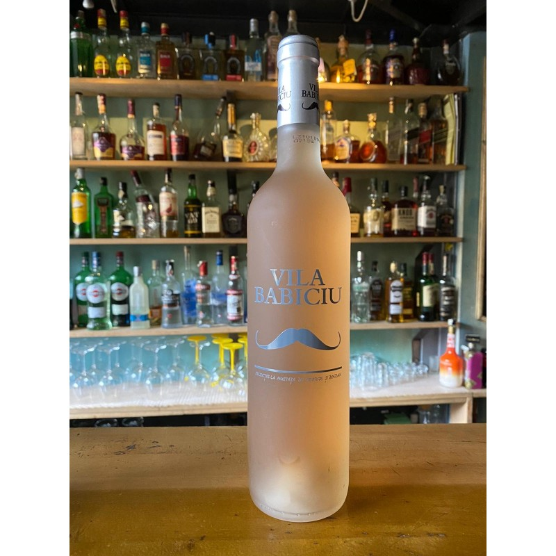 Vila Babiciu Rose (750 ml)