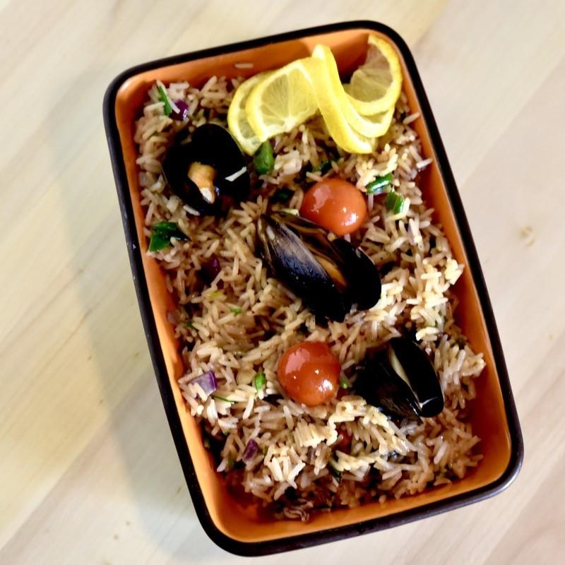 Asian seafood (350 g)
