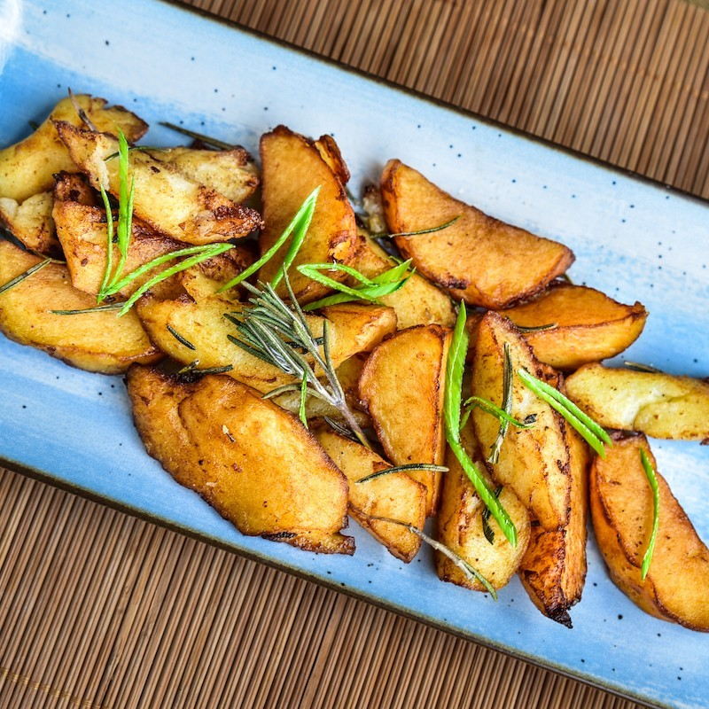 Potatoes with rosemary (350 g)