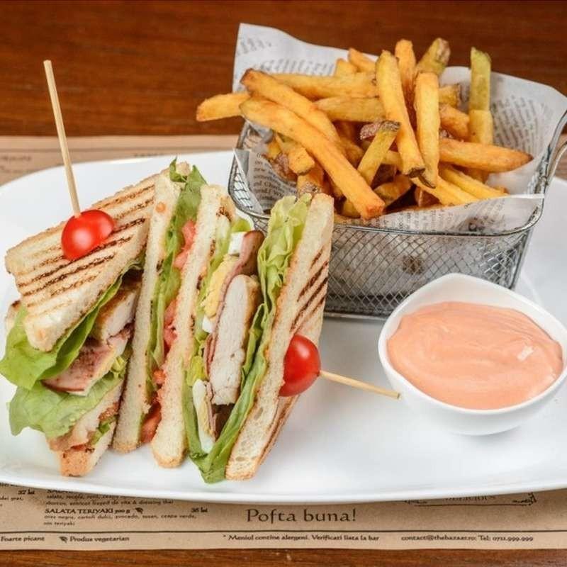 Sandwich Club (450 g)