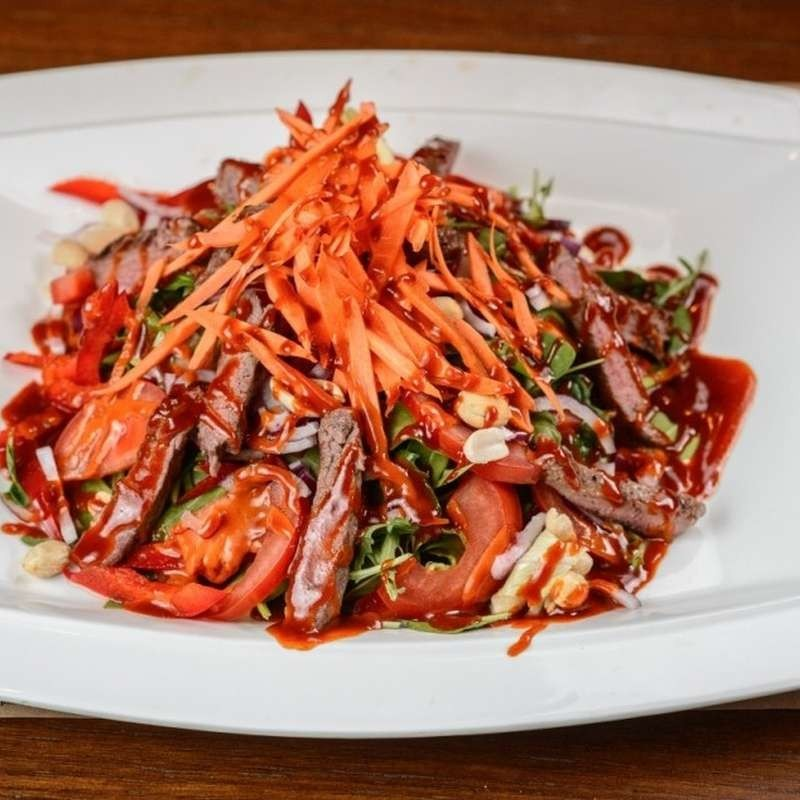 Thai salad (500 g)
