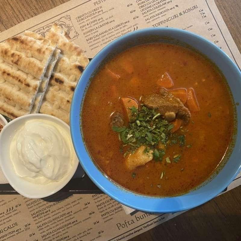 Goulas soup (420 g)