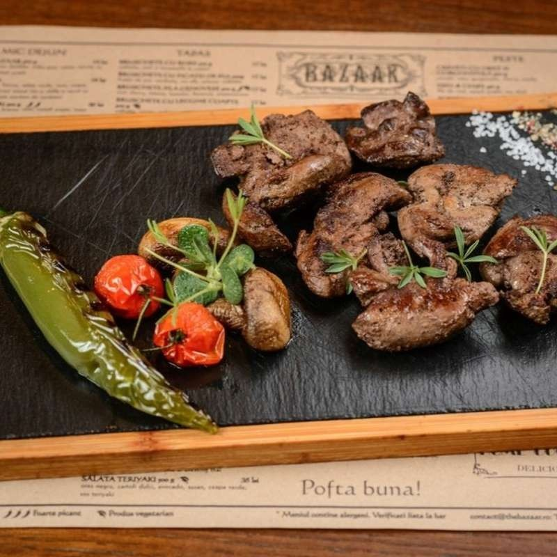 Chicken livers (350 g)