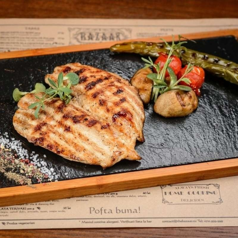 Chicken breast (200 g)