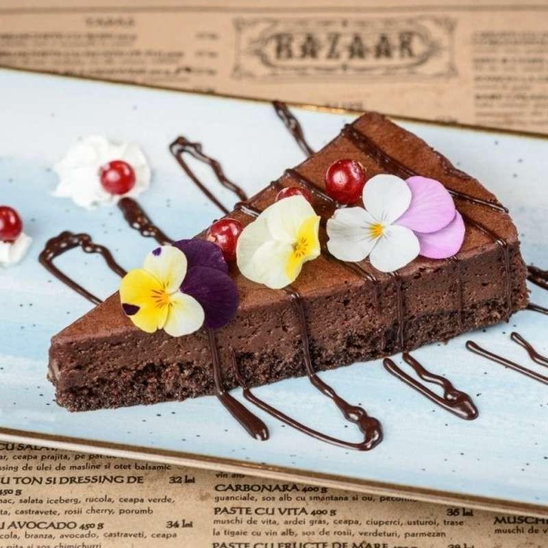 Tort mousse au chocolat...