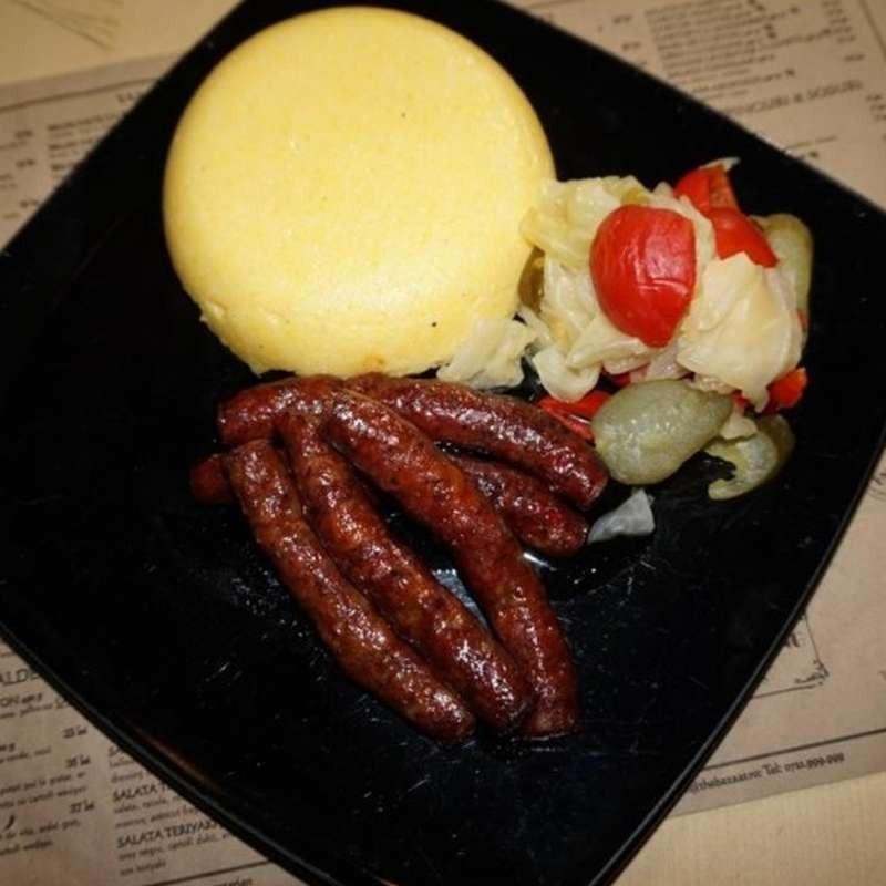Plescoi sausages (200 g)