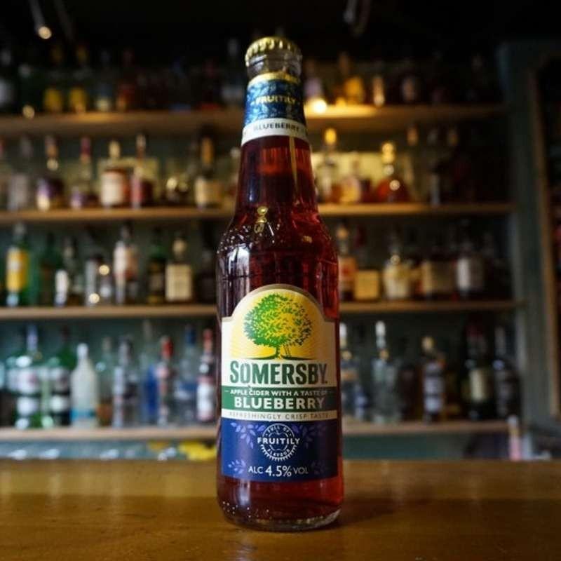 Cider Somersby - Blueberry...