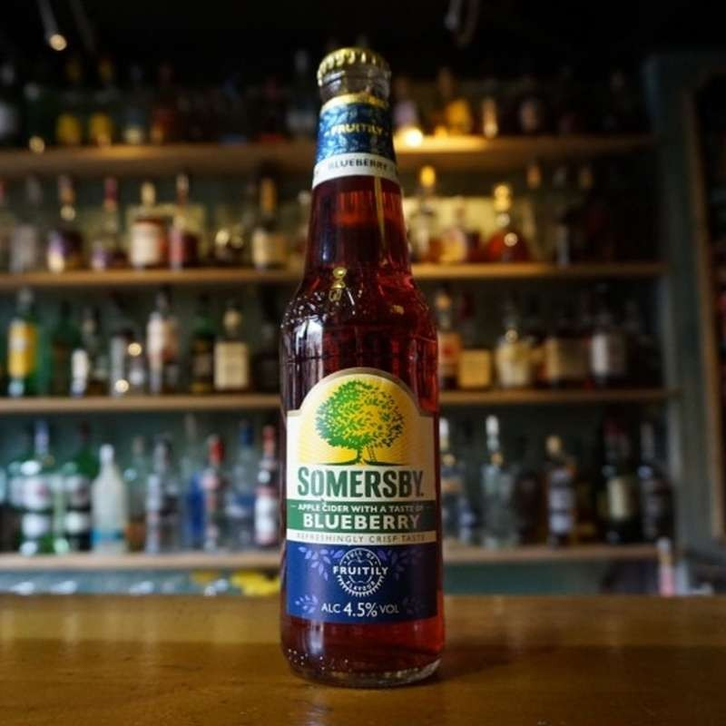 Cider Somersby - Blueberry...
