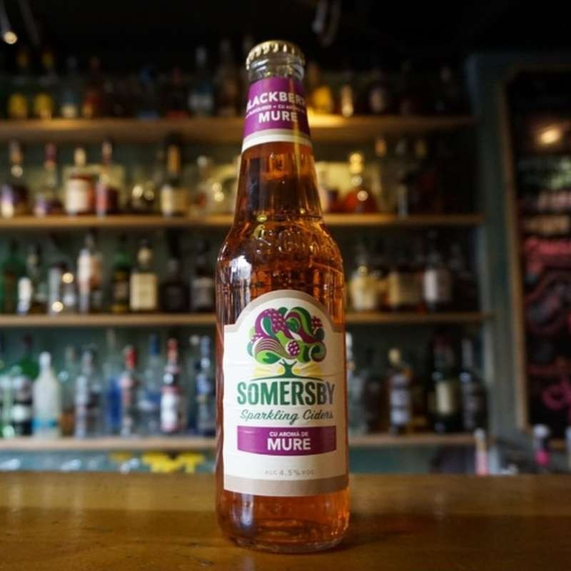 Cider Somersby - Blackberry...