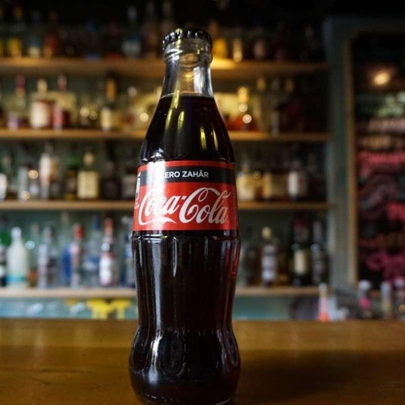 Coca Cola Zero (250 ml)