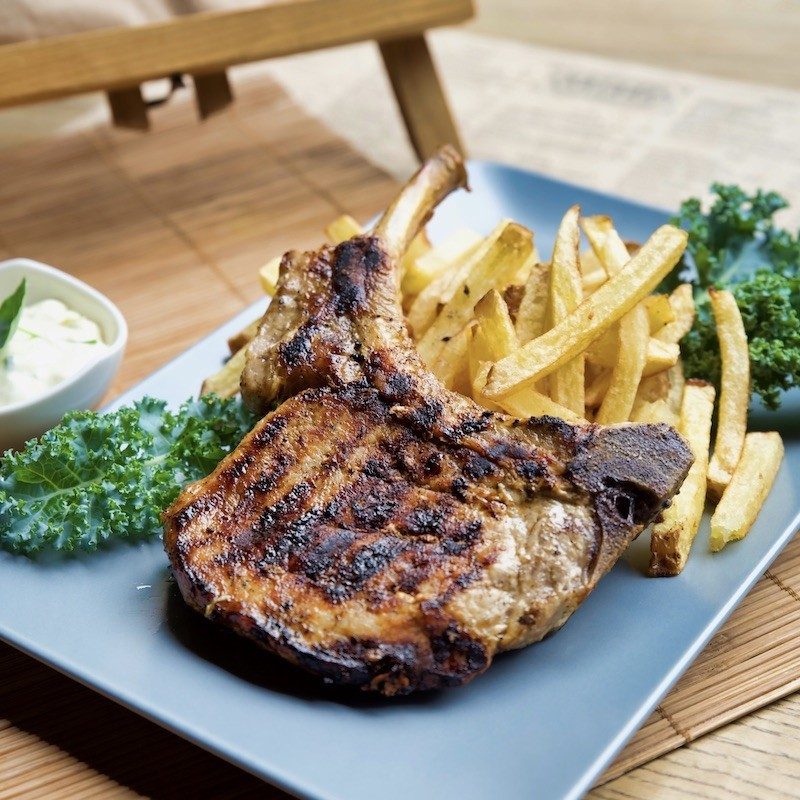 Pork chop (500 g)