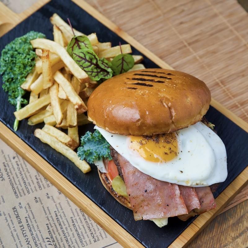 New Orleans Burger (530 g)