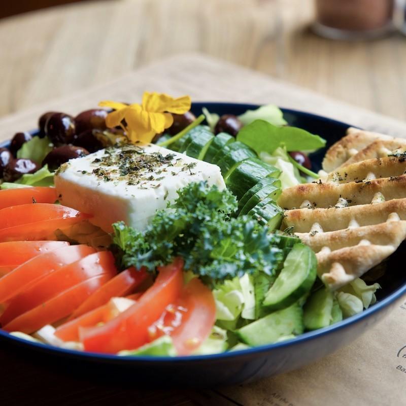 Greek salad (450 g)