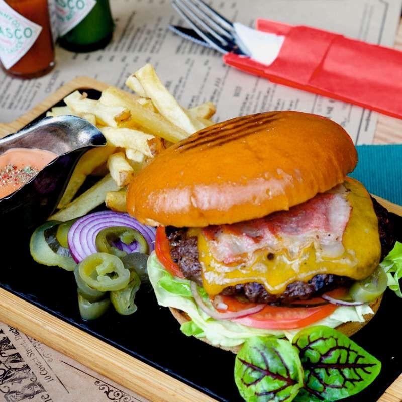 Black Angus Burger (530 g)
