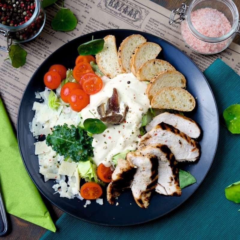 Caesar salad (450 g)