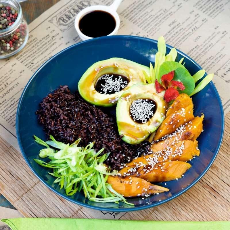 Salata Teriyaki (500 g)