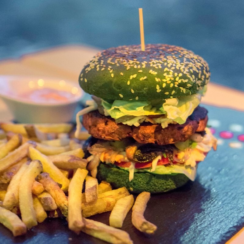 Burger Vegetarian (530 g)